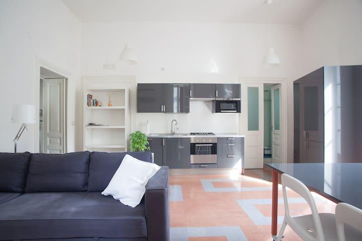 Casamarina nel centro di Napoli - Naples - Appartement