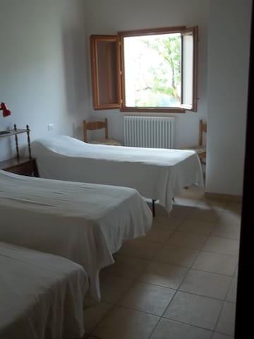 Tripla economy bio-agriturismo - Villa d'Aiano (BO) - Bed & Breakfast