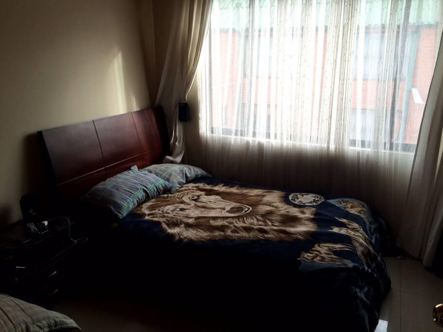 Cuarto privado - Private room