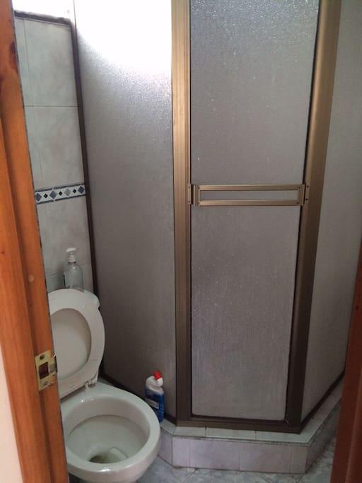 Baño privado - private bathroom