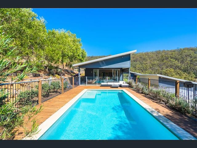 Luxury on the Peak - Gold Coast Hinterland