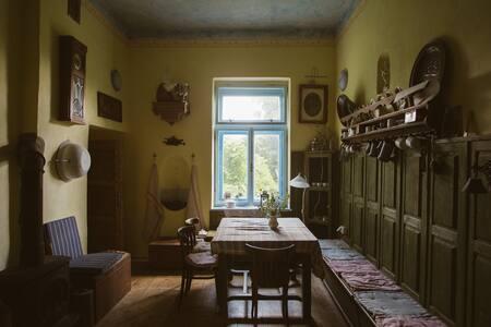 Charming spacious apartment - Banská Štiavnica
