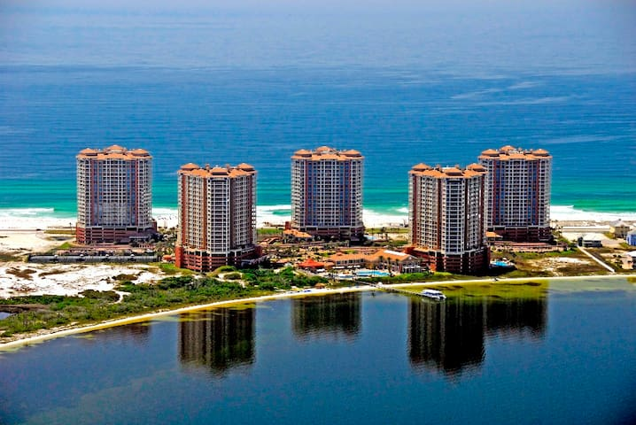 Portofino Island Resort 14th Floor - Pensacola Beach - Villa