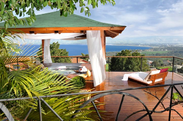 Lake View Suites - kinneret moshava