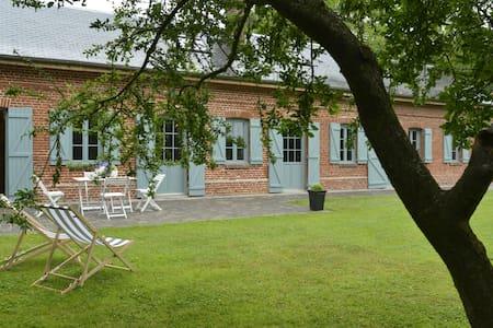 Herstmonceux - Sainte-Marguerite-sur-Mer - Haus