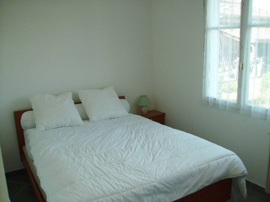 chambre n°1 ,literie 140 ,pour 2