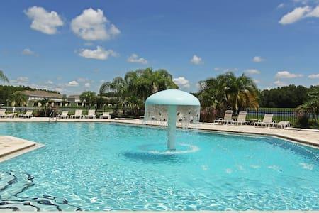 Waterside Villa Disney Area Resort - Kissimmee - House