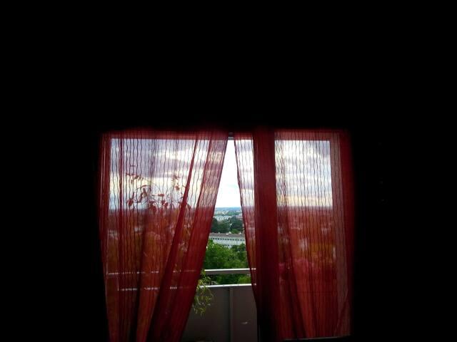 Charmant appartement , avec vue sur Toulouse