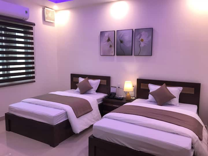 Bao Minh Motel Twin room