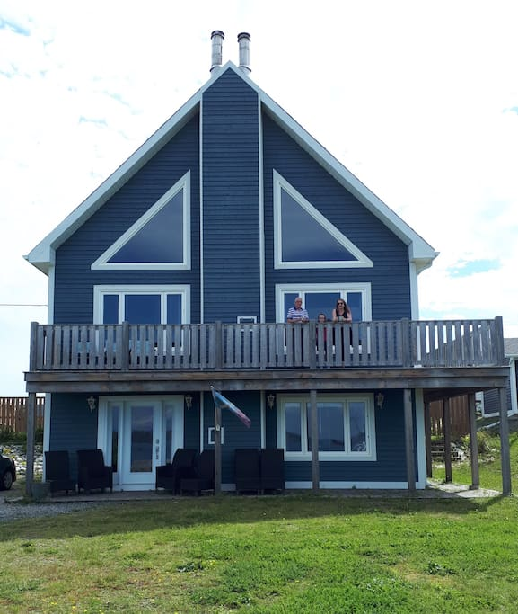 Conception Bay Chalet