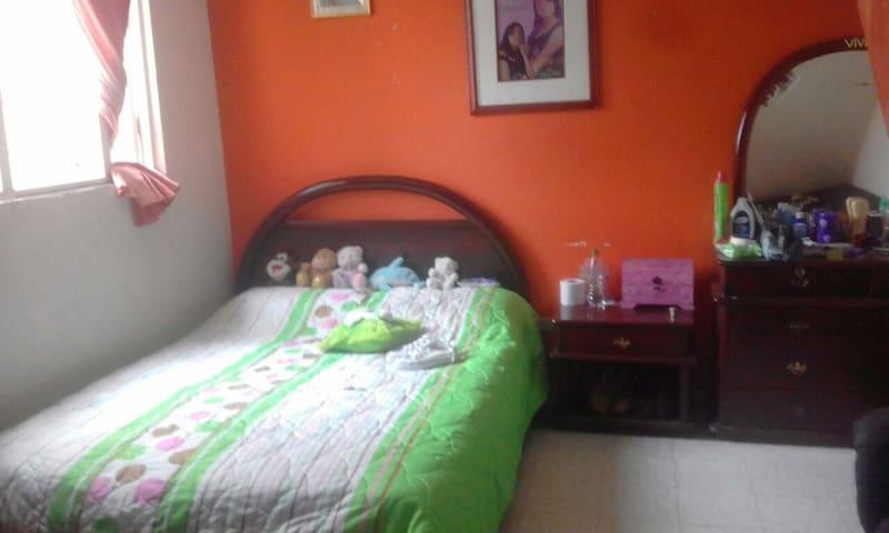 Habitacion acogedora en Bogotá - Bogotá, Bogotá, CO - Dům