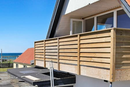 Beautiful Apartment in Lokken with Balcony