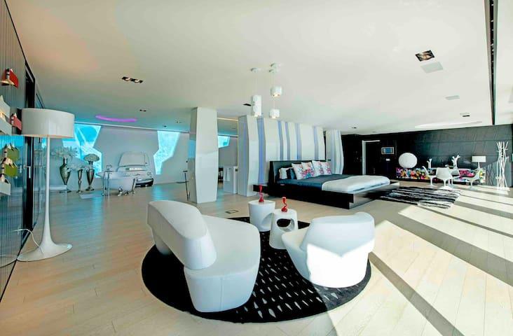 Master suite 250m2