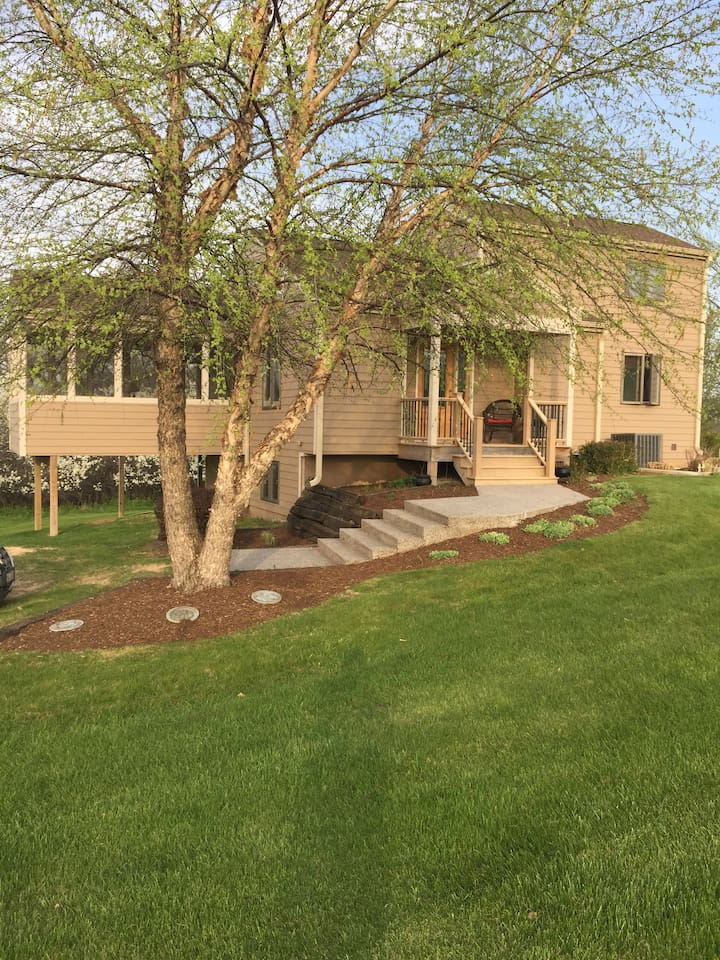 """Family Friendly Home In The """"Galena Territory"""