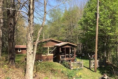 Cute Cabin in the Catskills. - Andes