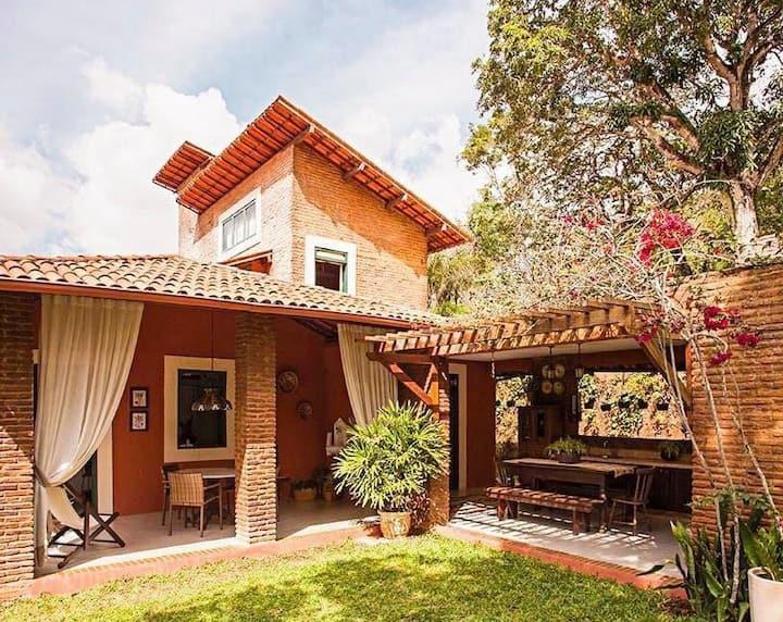 Casa Quinta do Mulungu - Carlos Otávio