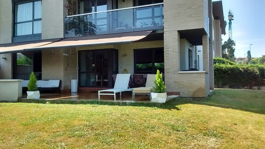 Under modern luxury from beaches - Getxo - House