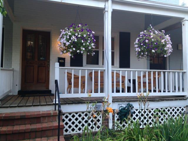 Charming Alexandria Row Home - Alexandria - Hus