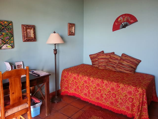 1 BR apt with beautiful vista - San Luis de Grecia - Appartement