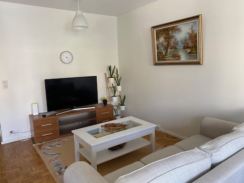 Lovely 2-bedroom apartment in the heart of Kuopio