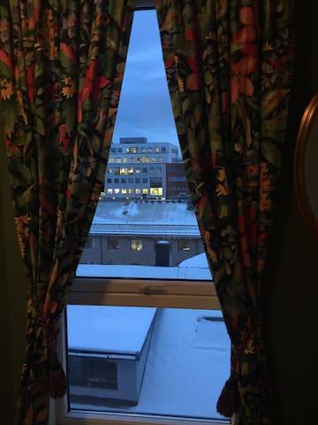 Bo midt i Bodø sentrum, i nærheten av alt! - Bodø