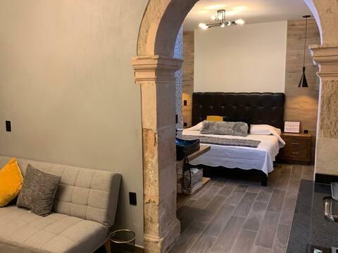 Apartamento 1 Madero 38
