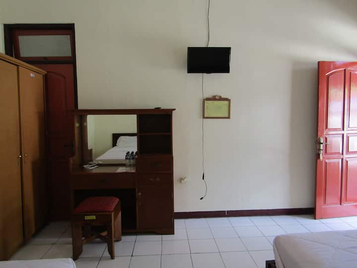 Family Suite at Hotel BIP Tawangmangu