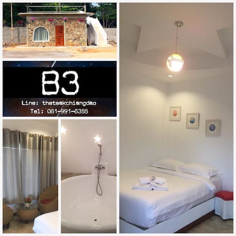 Stay with style @ B3 - Chiangmai - Hus
