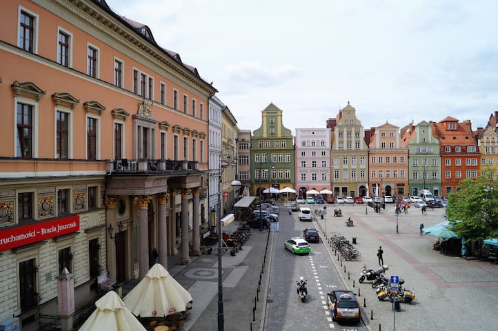 A7, WrocApartments EXCLUSIVE 2ROOMS- RYNEK/SOLNY