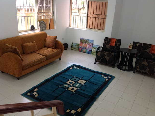 Home by the Lagoon.(Lyncorp Apts) - Lekki - Appartement