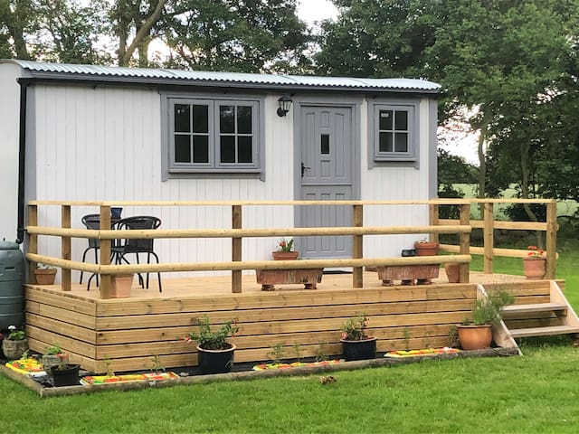Wychbars Shepherds Hut