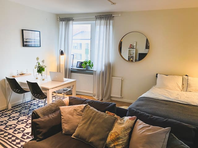 Lägenhet 2:a - centralt i Lund
