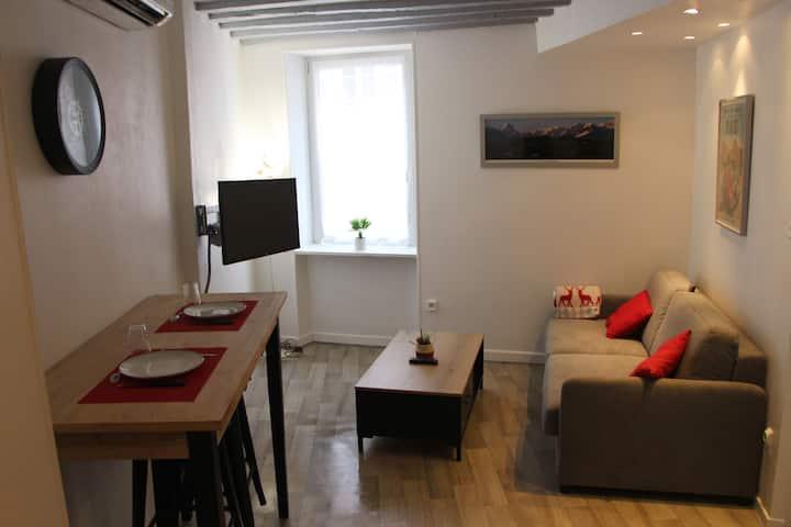 Charmant T2 en centre ville de Pau place verdun