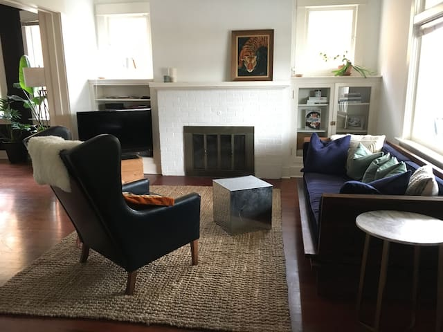 Spacious & Charming Apt in Inner SE - Portland - Apartment