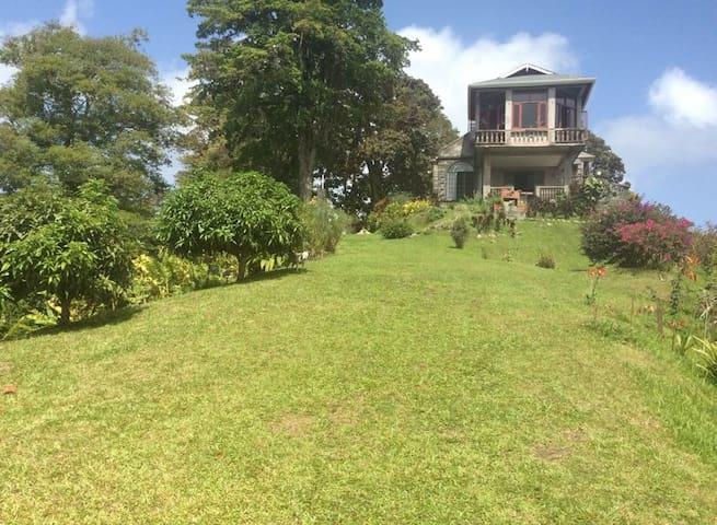 Mahogany Ridge N Coast, Trinidad WI