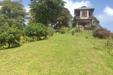 Mahogany Ridge N Coast, Trinidad WI - Port of Spain