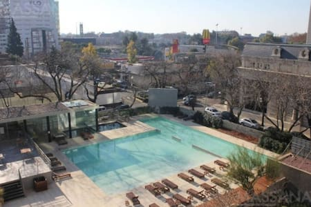 AP. DELUXE TORRES DE MONTAÑESES - Buenos Aires - Apartment