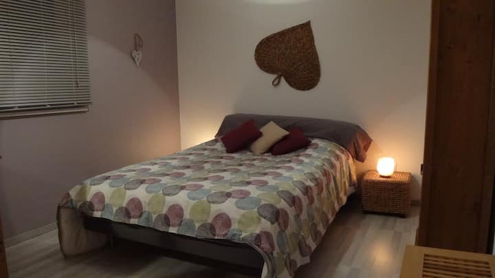 belle chambre dans maison proche Strasbourg