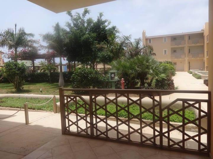 Tropical 2 bed apartment  - Tropical Apartment E 0/2