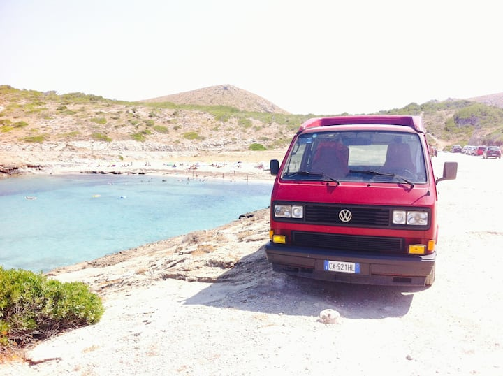 Volkswagen Westfalia California