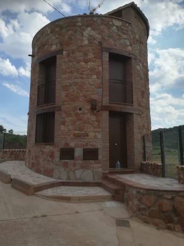 Casa Pálmaces de Jadraque
