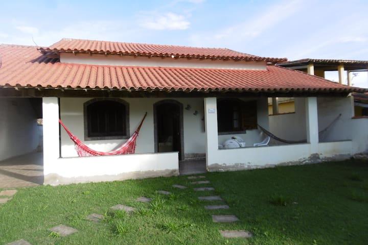 Maison de plage-casa de praia a Jaconé