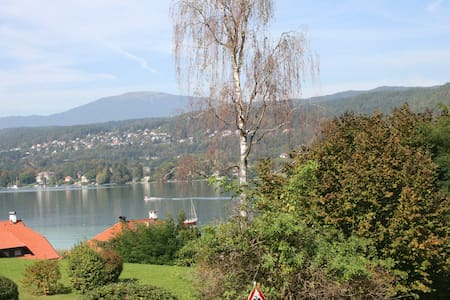Modern apartment with specatular view of the lake - Velden am Wörthersee - Kondominium
