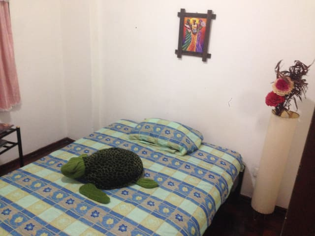 Private room near subway's station, Almagro