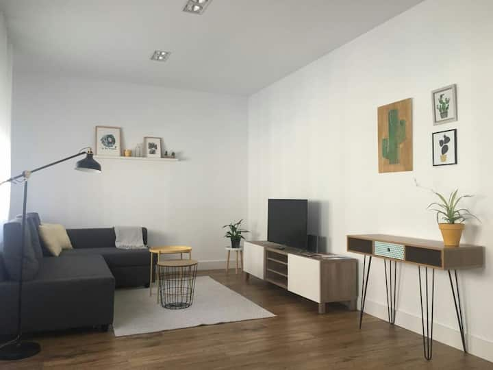 Lovely apartament in Logroño city center