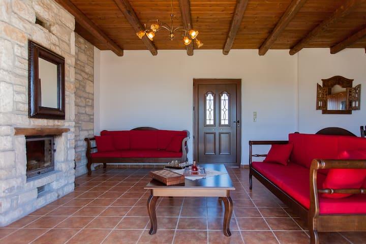 Villa Papadosifos - Frangokastello - Villa