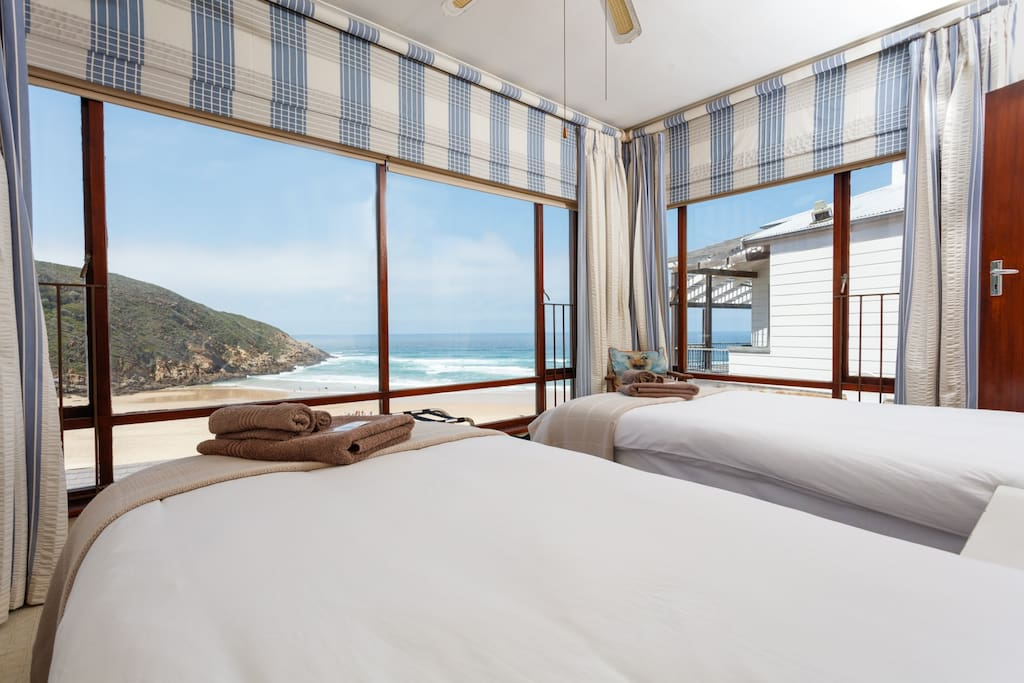 Spectacular view from Bedroom 2