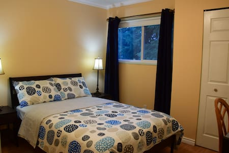 North Delta full-size bedroom (Rm#3B) - Delta - Casa