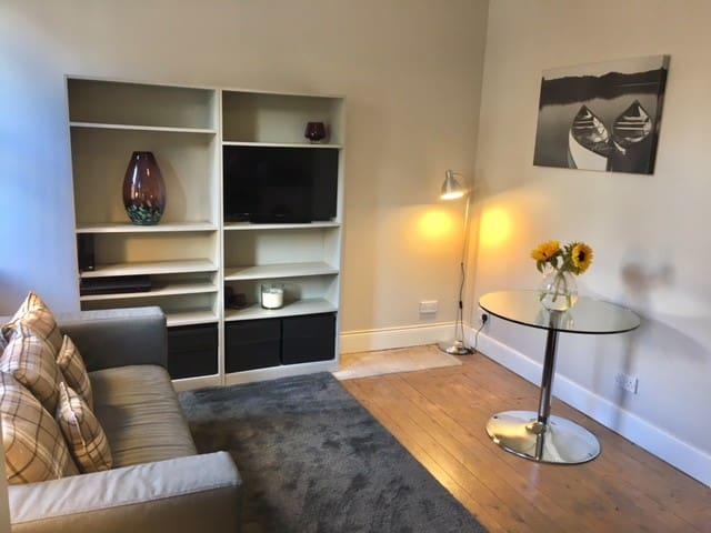 Stylish, central 1 bed apartment