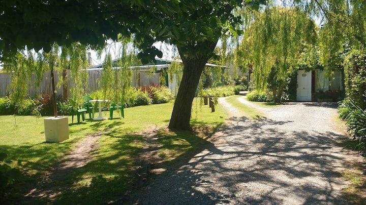 Departamento en Tandil P/2 personas con parque